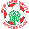New Farm United Soccer Club Logo